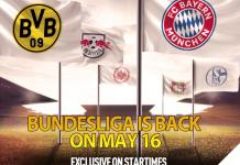 Sports Startimes Bundesliga