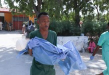 At Least Killed In Somalia Roadside Blast