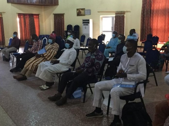 District Peace Committees Undergo Training