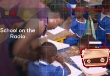 school on the radio