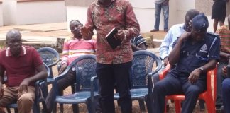 Mr Kwadwo Banahene Bediako District Chief Executive For Sekyere Central