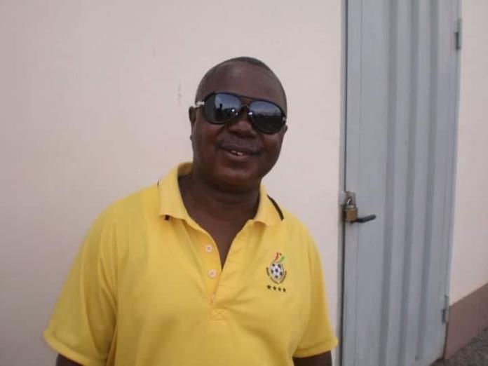 Mr Kwaku Ampim Darko