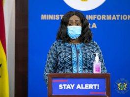Mrs Barbara Oteng Gyasi Minister Of Tourism Creative Arts And Culture