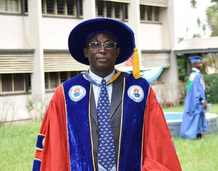 Professor Nicolas Nsowah Nuamah