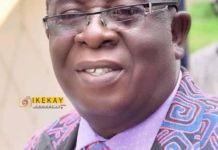 Reverend Dr Apenkwa Brown