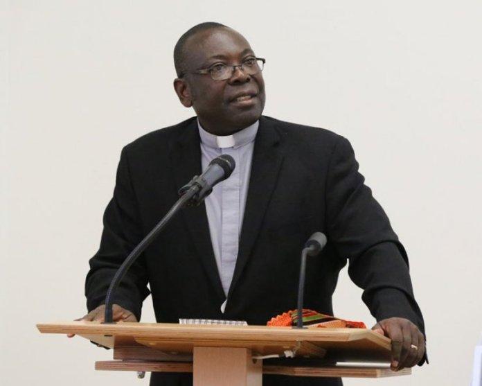 Reverend Dr Seth Senyo Agidi