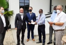 Ug Hospital Takes Delivery Of Surgery And N Face Masks