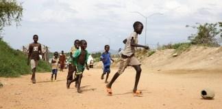 Children South Sudan