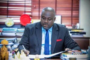 Dr Mark Assibey Yeboah