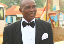 Mr George Obeng Npp Parliamentary Candidate For Manso Nkwanta