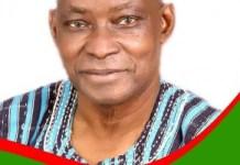 Mr Moses Dani Baah