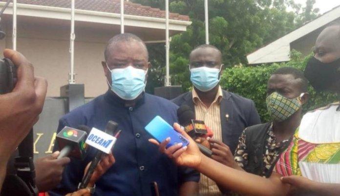 Mr Samuel Obiri Aduama