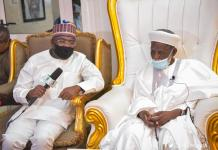 Vice President National Chief Imam