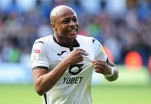 Cardiff Andre Ayew