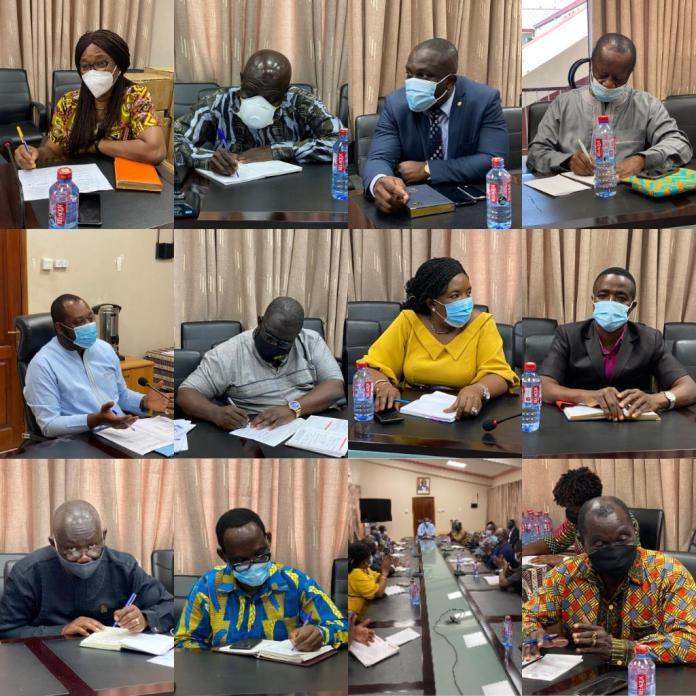 Education Committee Inauguration