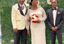 Emmanuel Osei Kuffour marries