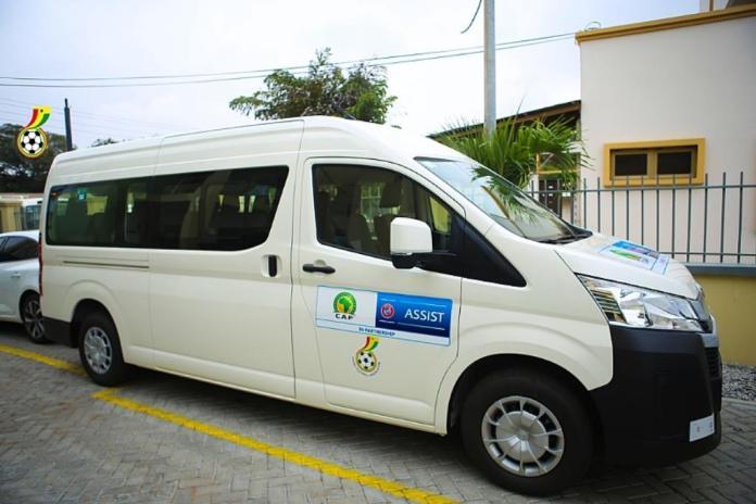 Gfa Mini Van