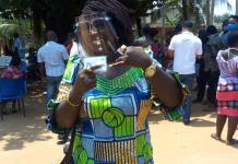 Madam Dzifa Abla Gomashie