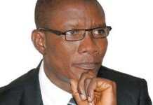 Mr Ashai Odamtten Is The National Democratic Congress Ndc Candidate For Tema East