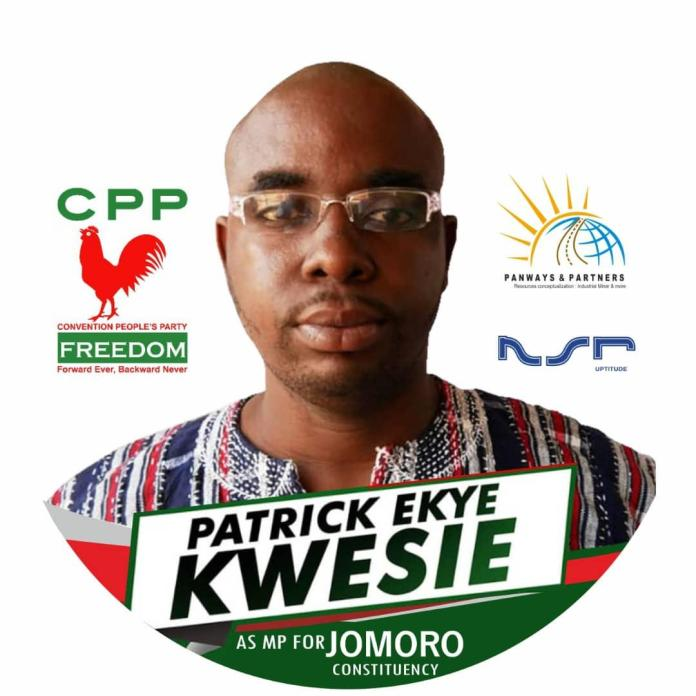 Mr Patrick Ekye Kwesie