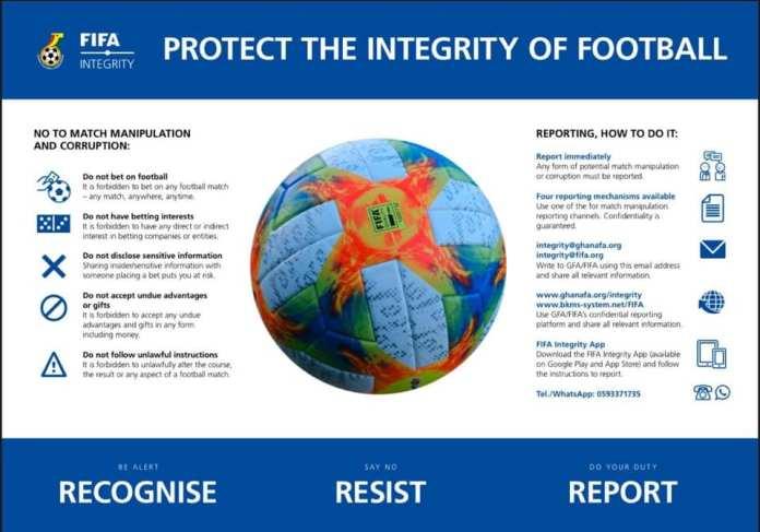 integrity programme
