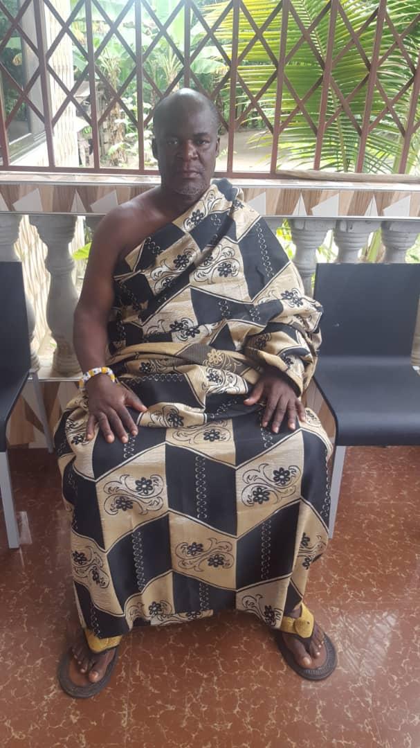 Nana Atiemo Akuffo