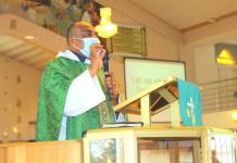 Reverend Father Roland Kpoanu