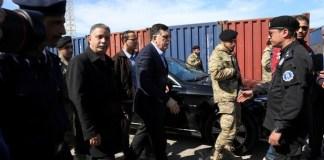 Libya cease-fire