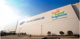 Samsung Lcd Plant