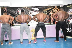 Man Ghana Competition