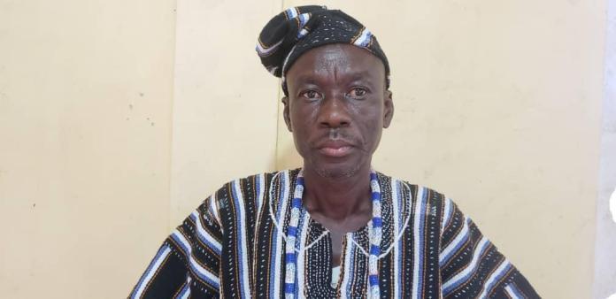 Mr Yussif Benin