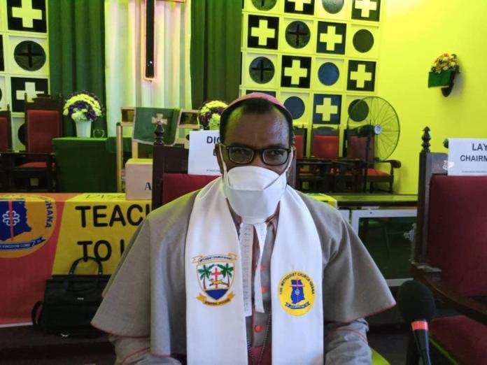 Rt Reverend Paa Solomon Grant Essilfie