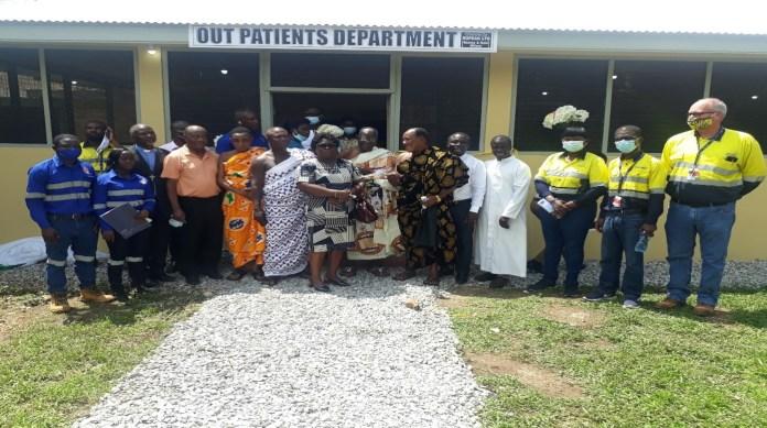 Health Opd Inauguration