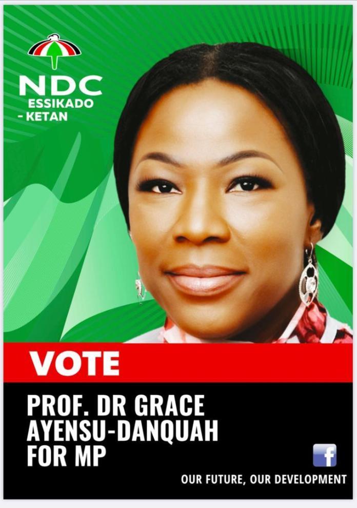 Professor Dr Grace Ayensu Danquah
