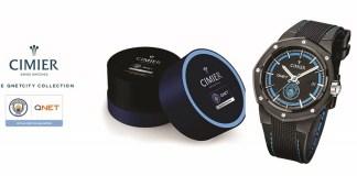 Qnet Mancity Cimier Watch