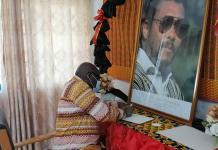Condolence Rawlings