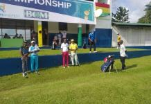 Golf Fields Tourney