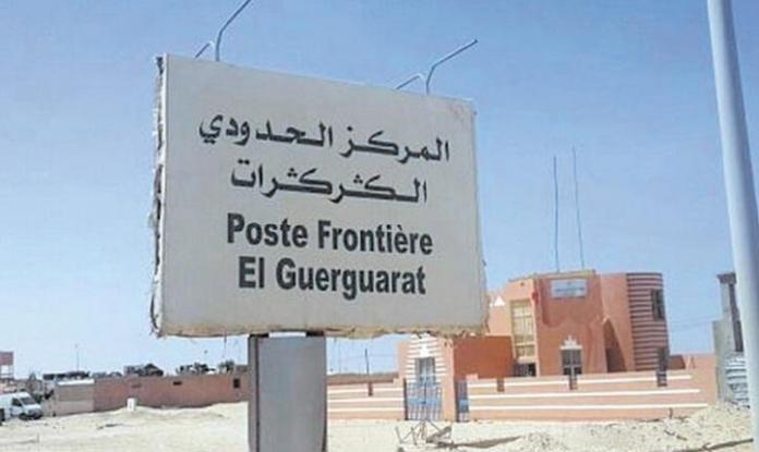Guergarate Buffer Zone