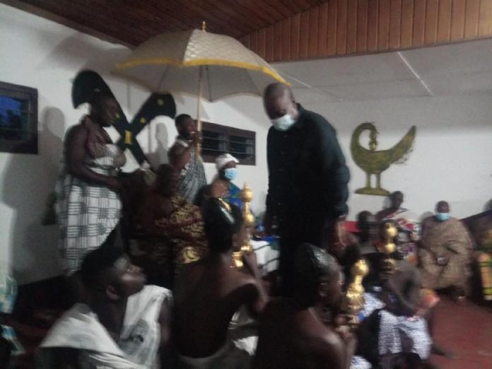 Mahama Agogohene