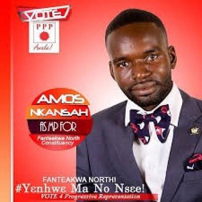 Mr Amos Nkansah