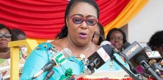 Mrs Tina Gifty Naa Ayeley Mensah