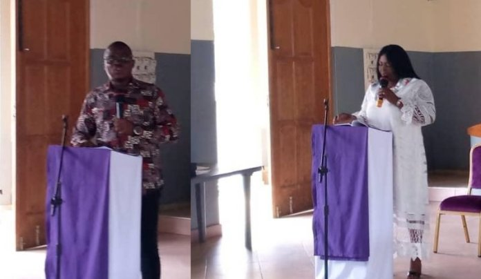 Parliamentary Candidates At Anyaa Sowutuom