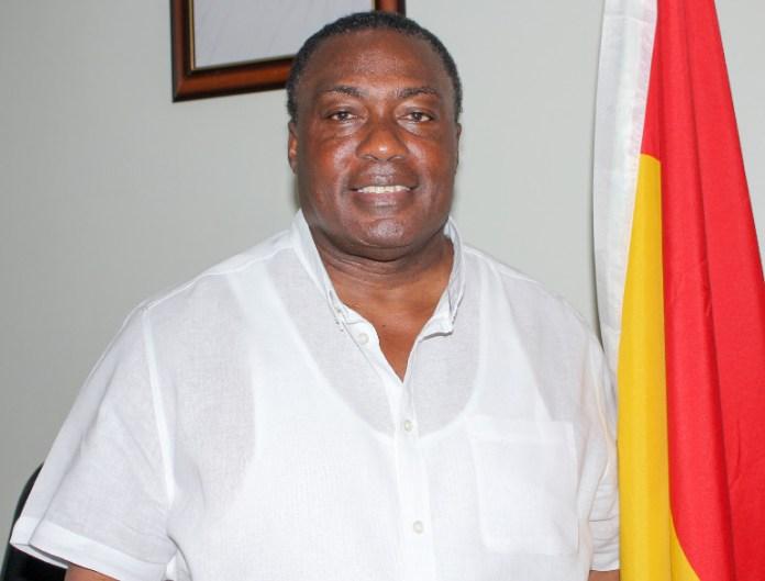 Horace Ankrah