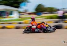 Grand Prix Motor Race