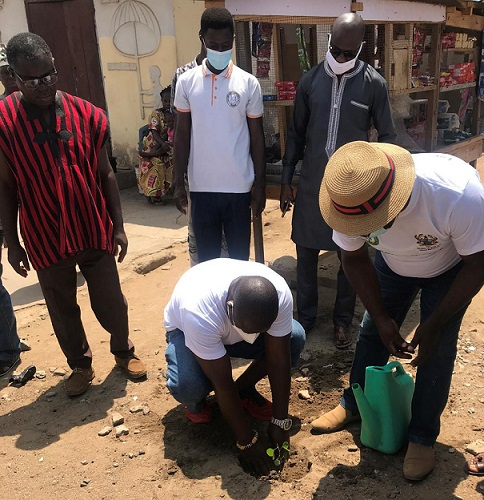 Epa great lakes restoration initiative —the great lakes restoration initiative (glri) is the largest investment in the great lakes in two decades. Protect Green Ghana Project Chief Charges Forestry Commission News Ghana