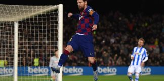 Lionel Messi Late Penalty Rescue Victory For Barcelona, Barcelona 1 – 0 Real Sociedad (Watch Highlight Here)