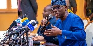 Lagos State Governor