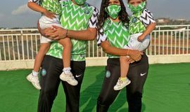 Nigeria football kits