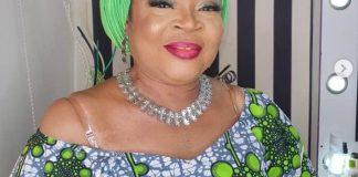Singer Salawu Abeni