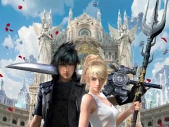 オンラインスマホゲーム「ファイナルファンタジーXV:新たなる王国」が配信開始
